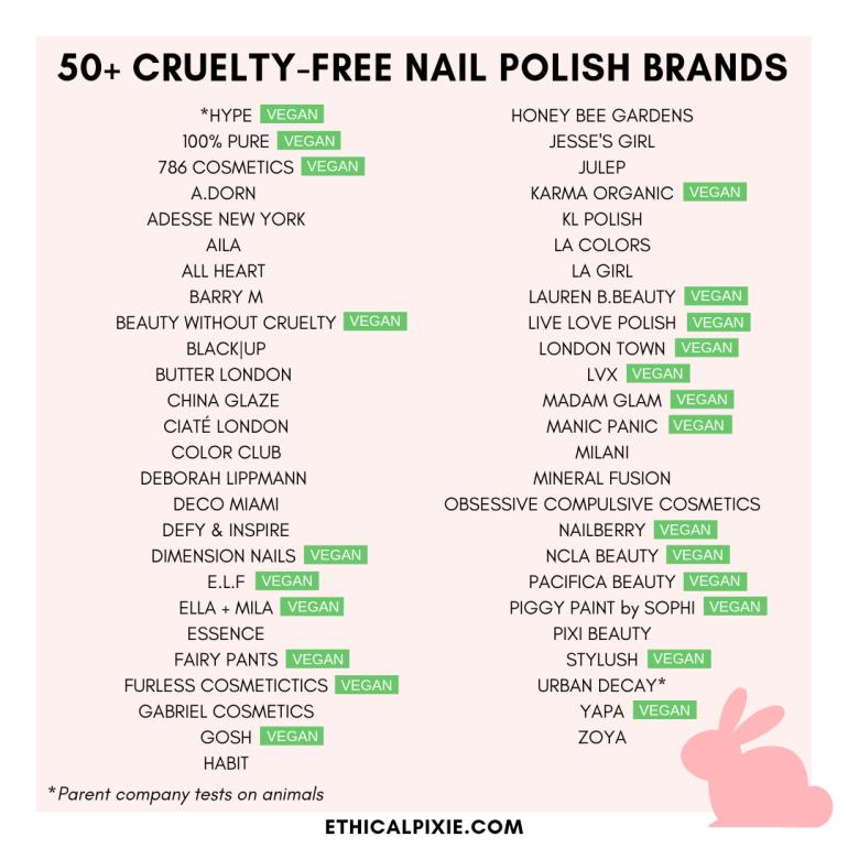 crueltyfree-nailpolishes-pink